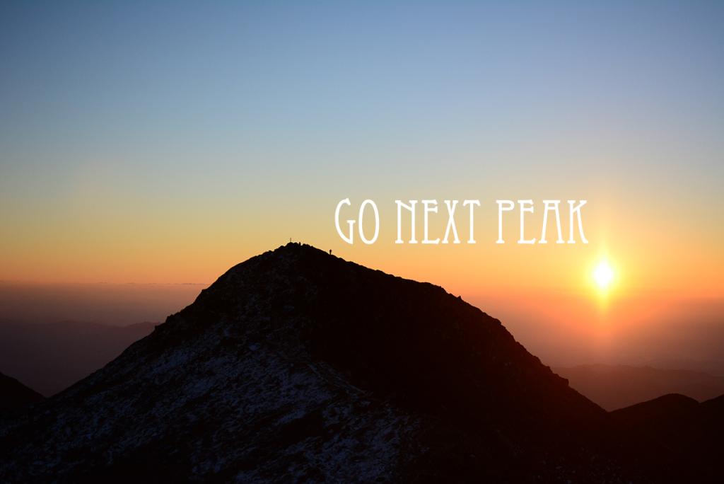 GO NEXT PEAK